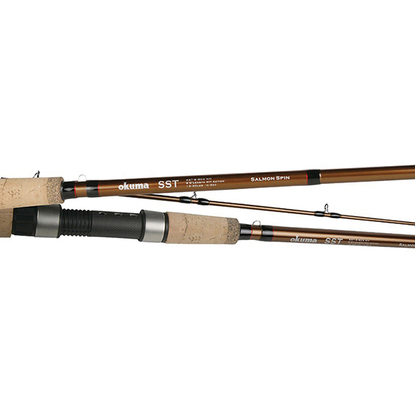 9' SST Salmon Steelhead Spinning Rod, Medium Power