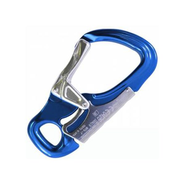 Aluminum Alloy Double Gate Wide Opening Carabiner