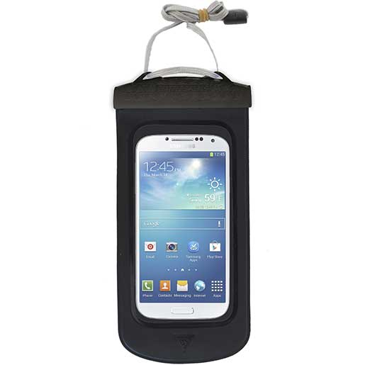 E-Merse™ Dry Padded Smartphone Case, Black