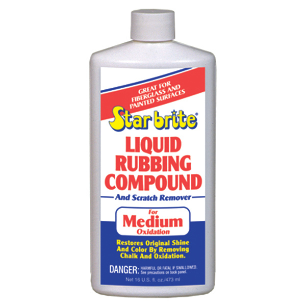 Liquid Rubbing Compound, Medium