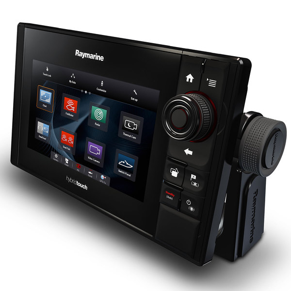 eS78 Multifunction Touchscreen Display with Built-In CHIRP Sonar and CHIRP  Downvision Wifi Navionics+ Charts