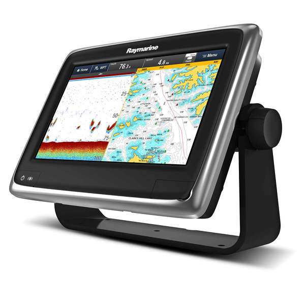 Raymarine A97 Multi Function Touchscreen Display With Built In 600 - Us-c-map-essentials
