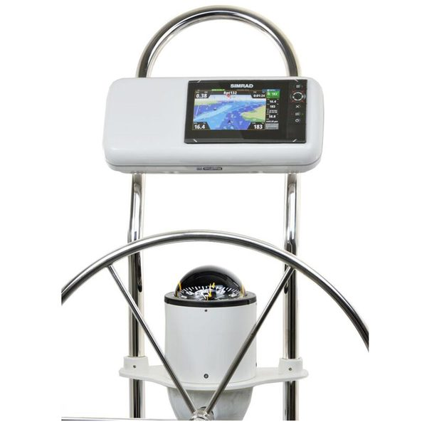 "SystemPod Precut for Simrad NSS7 evo² and B&G Zeus² 7 with Space, for 12""W Guard"