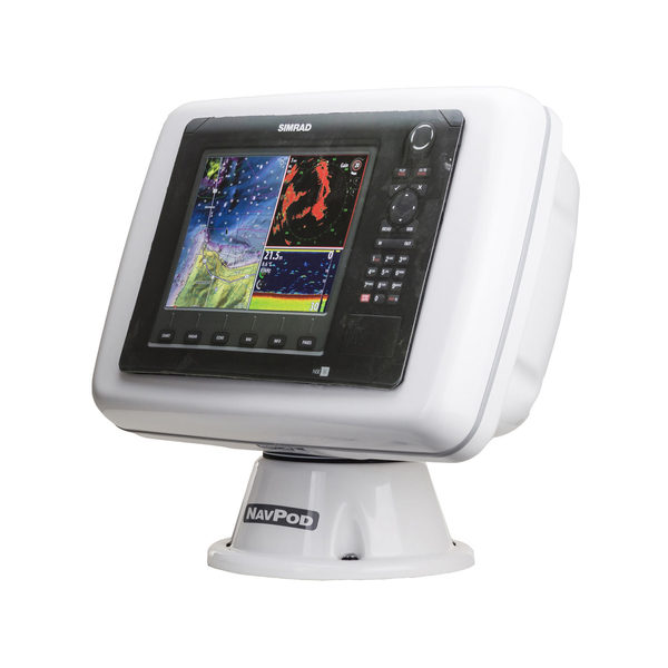 PowerPod Precut for Simrad NSE8 and B&G Zeus Z8