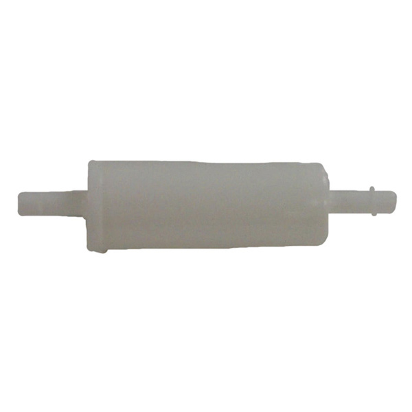 "1/4"" Large Capacity In-Line Fuel Filter"