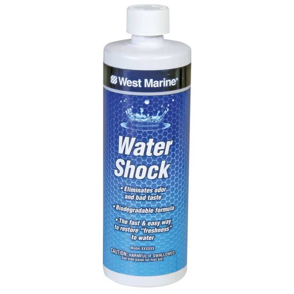 Water Shock Treatment, 16 oz.