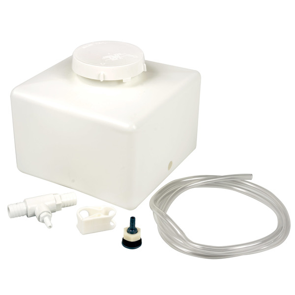Electro Scan 2 Gallon Salt Feed Unit, Complete
