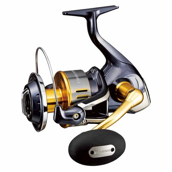 TwinPower 5000 BXG Spinning Reel