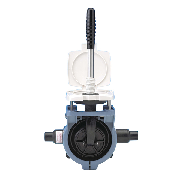 Gusher Urchin Thru-Hull Manual Bilge Pump with Removable Handle