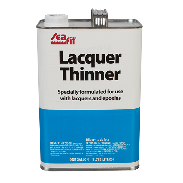 Lacquer Thinner, Gallon