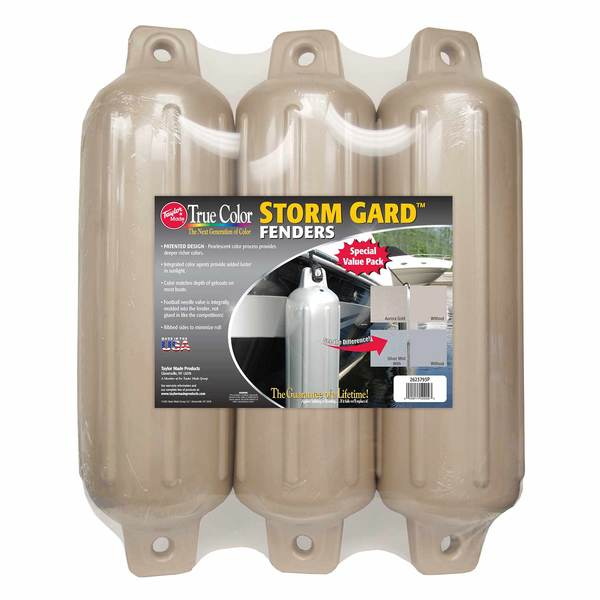 Taylor Made Storm Gard Fenders, 6 1/2