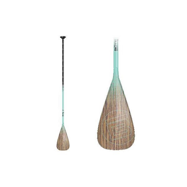 Bote axe classic paddle zebrawood west marine for Bote paddle board with motor