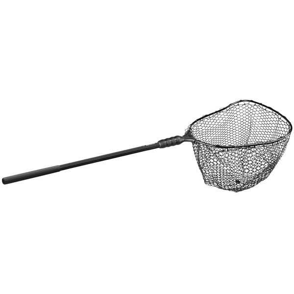 Ego s1 genesis large rubber landing net west marine for Rubber fishing nets