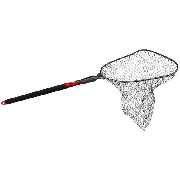 Ego s2 slider x large rubber coated nylon landing net for Rubber fishing nets