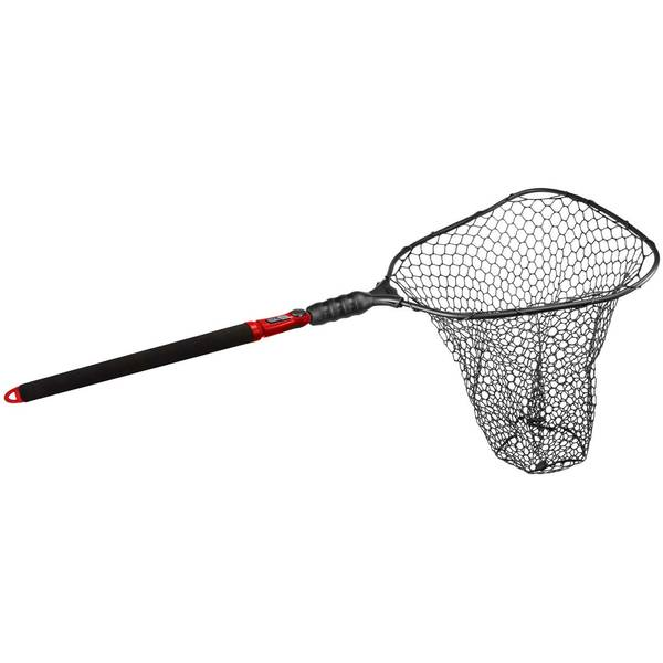"S2 Slider Large 22"" Deep Rubber Landing Net"