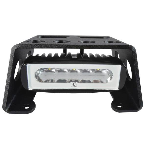 Diesel Extreme-Duty Floodlight, White LED with Black Housing