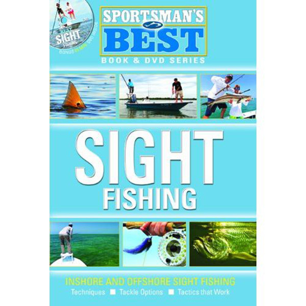 Paradise cay sportsman 39 s best sight fishing book and dvd for Best fishing books