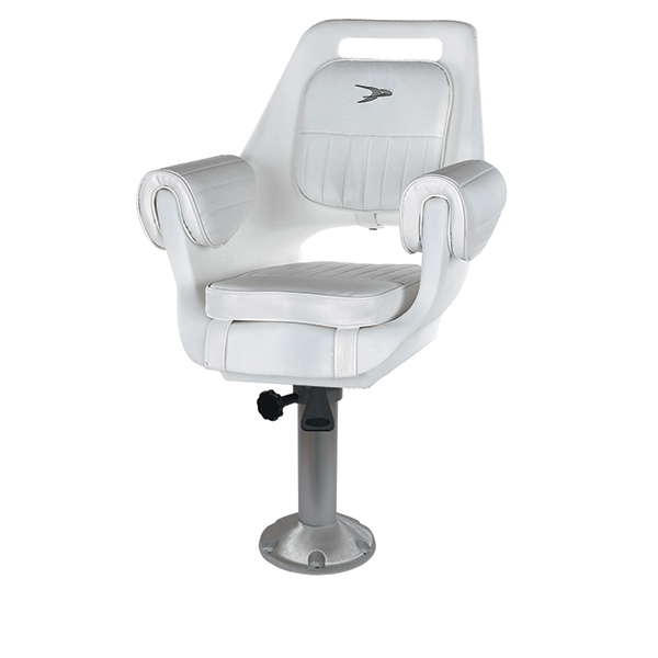 Deluxe Pilot Chair With WP24 15S Pedestal