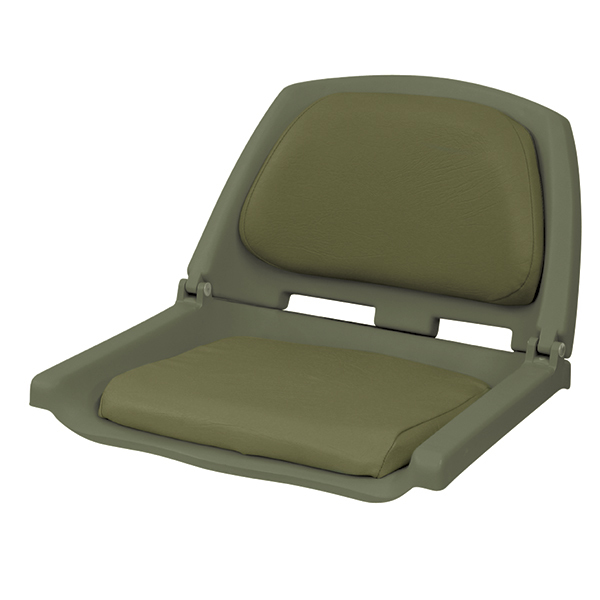 Wise Seating Folding Plastic Fishing Boat Seat West Marine