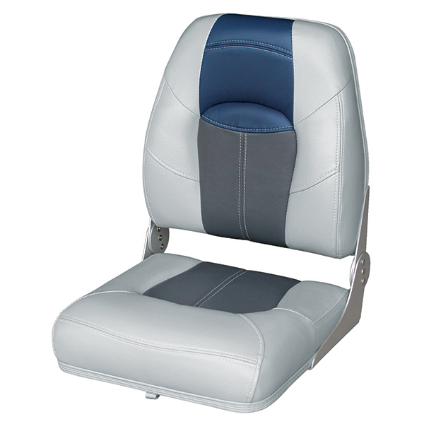 Wise Seating High Back Folding Boat Seat West Marine