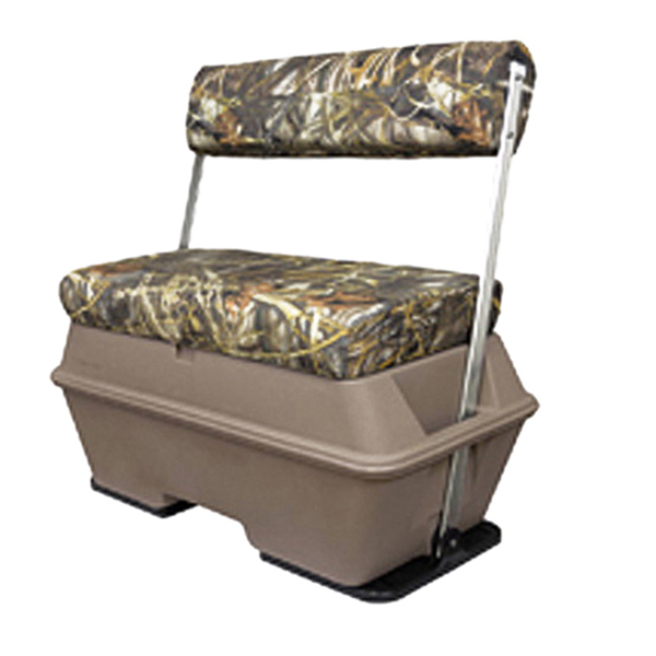 Wise Seating Swingback Cooler Seat With Anodized Aluminum