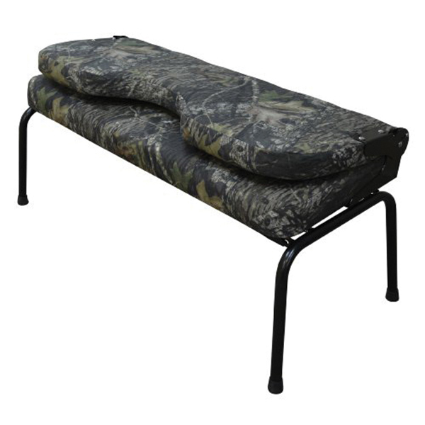 Wise Seating 43 Quot Commander Ii Camouflage Bench Fold Down