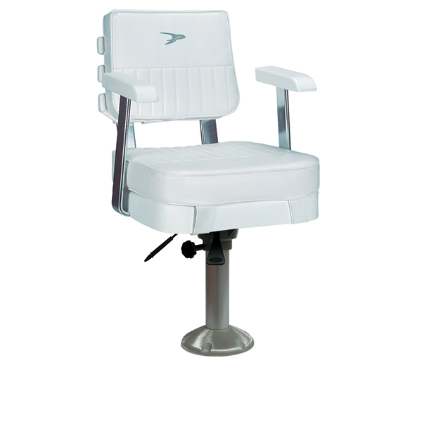 Ladder Back Helm Chair With WP23 15 374 Pedestal