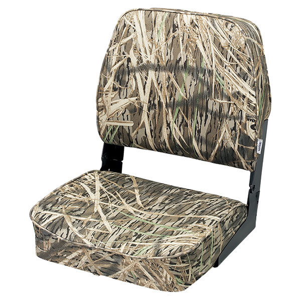 Wise Seating Camouflage Boat Seat West Marine
