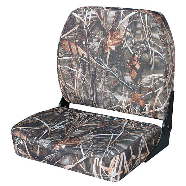 Wise Seating Camouflage Big Man Boat Seat West Marine