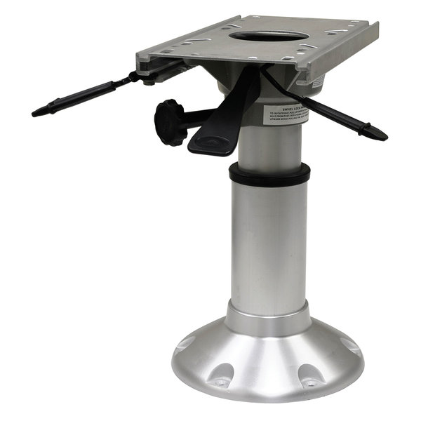 "14 1/2"" - 20"" Mainstay Air Power Pedestal with Slide"