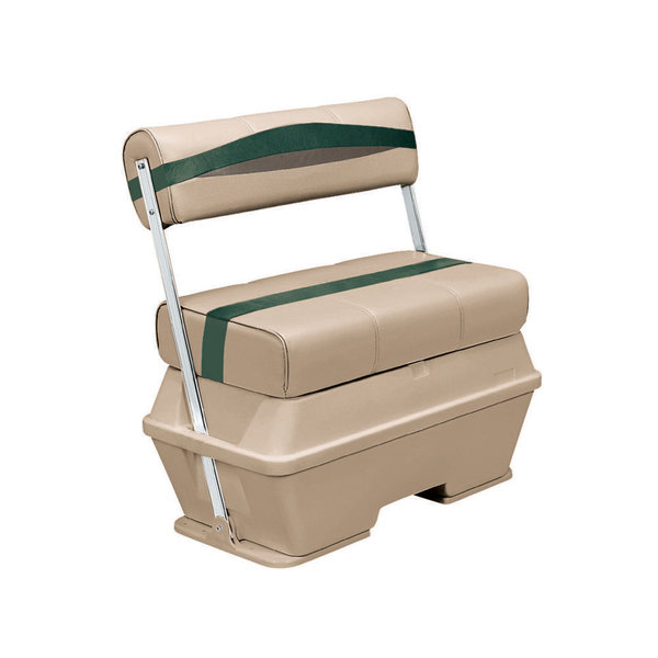 WISE SEATING Flip Flop Seat with 70qt Cooler