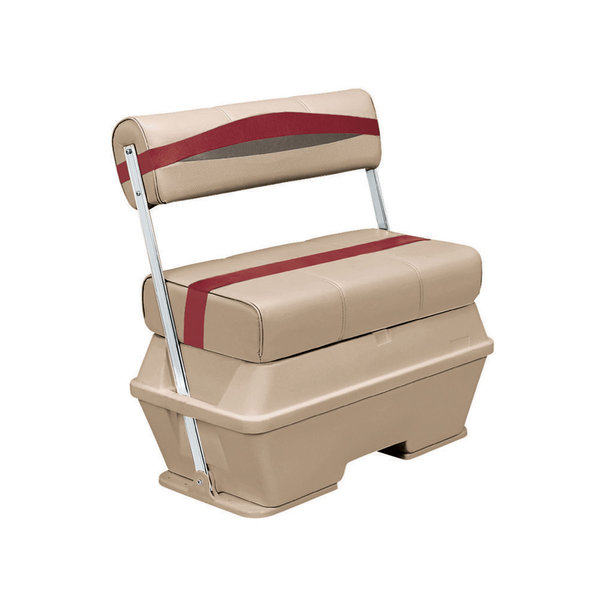 WISE SEATING Flip Flop Seat with 50qt Cooler