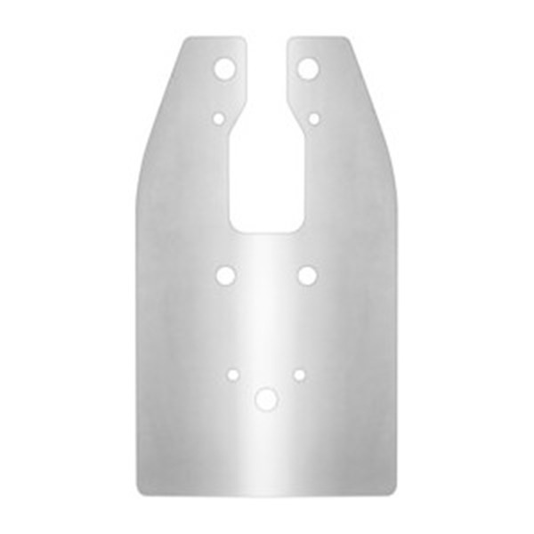 Spray Shield for Garmin Transducers