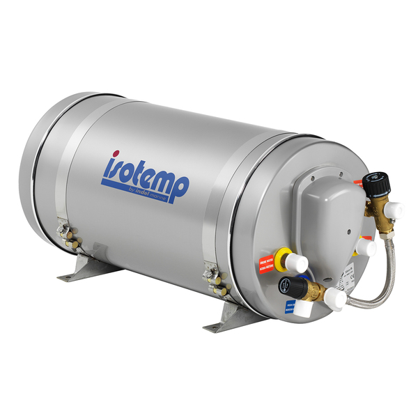 Isotherm Slim 15 4 Gallon Stainless Steel Water Heater