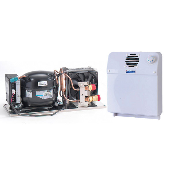 Boat Circulation Fan : Isotherm compact ve refrigeration system west marine