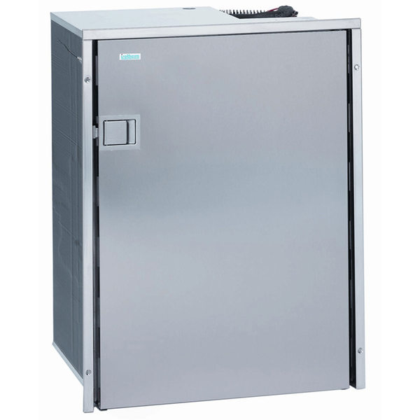 Cruise 90 Stainless Steel Freezer, AC/DC, with Flange