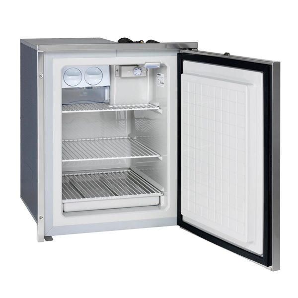 Cruise 63 Stainless Steel Deep Freezer, AC/DC, with Flange