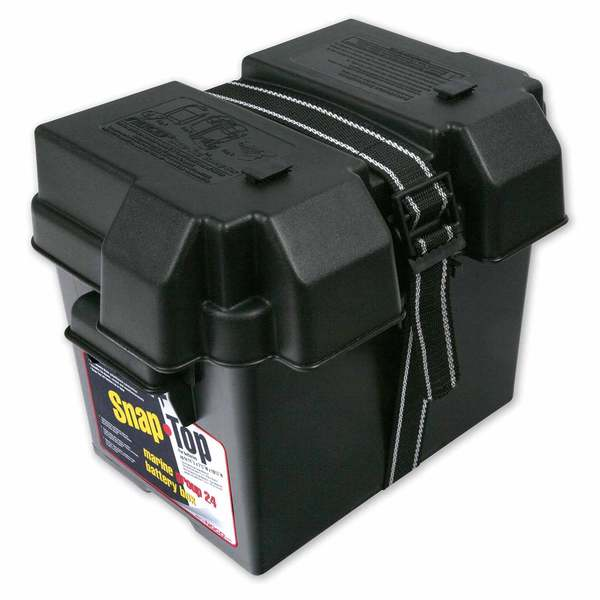 Cherokee Lake Store: Battery Boxes & Hold Downs