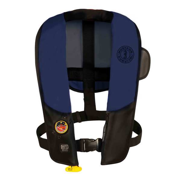 HIT™ Inflatable Life Jacket for Law Enforcement (Auto Hydrostatic)