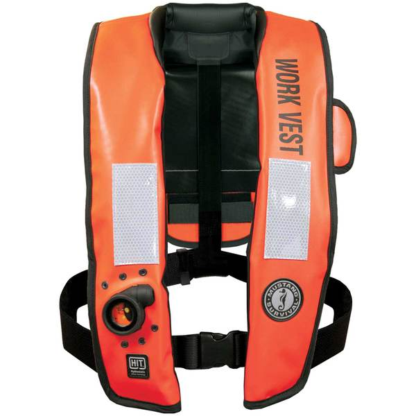HIT Inflatable Work Vest Life Jacket
