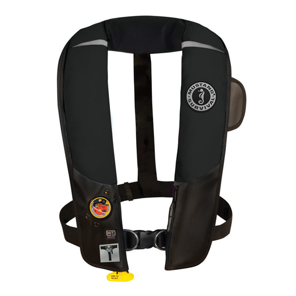 HIT™ Inflatable Life Jacket with Harness (Auto Hydrostatic)