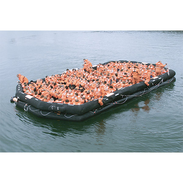 VIKING LIFERAFTS 50-Person Lif...
