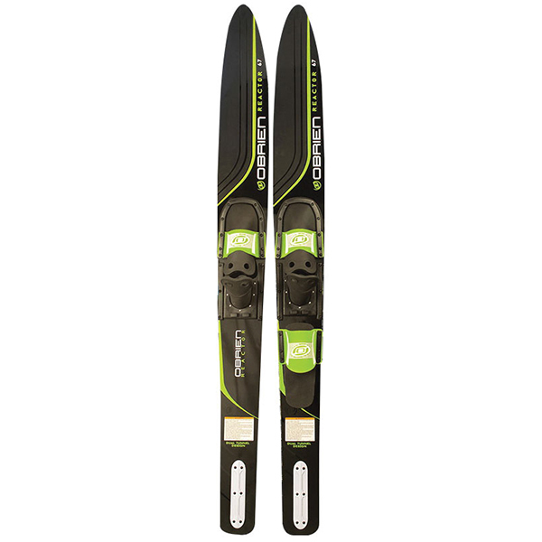 O'BRIEN Reactor Combo Waterski With 700 Adjustable
