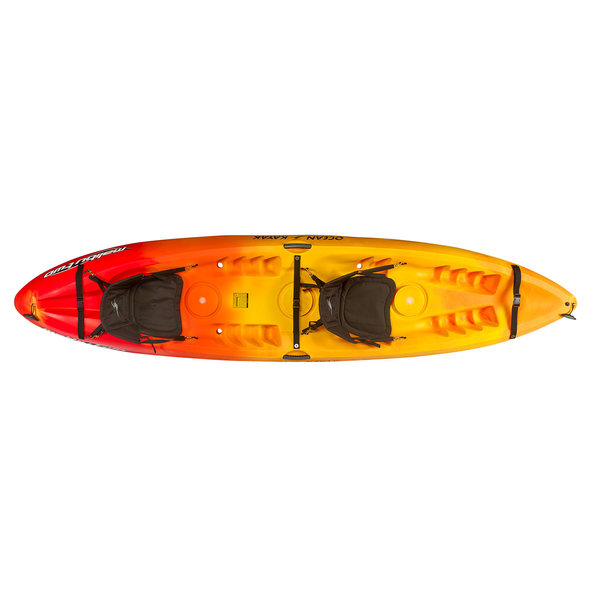 Ocean Kayak 12' Malibu Two Tandem Sit-On-Top Kayak