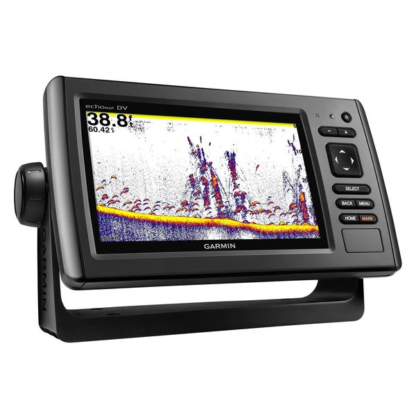 garmin echomap™ 74dv chartplotter/sonar combo | west marine, Fish Finder