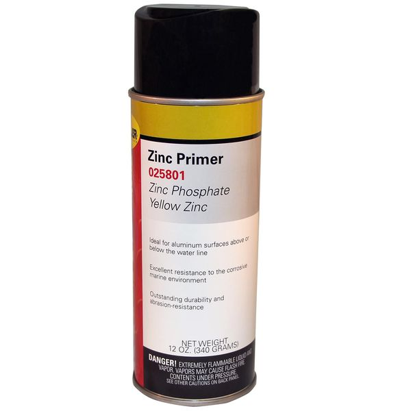 Zinc Phosphate Primer Spray, Yellow