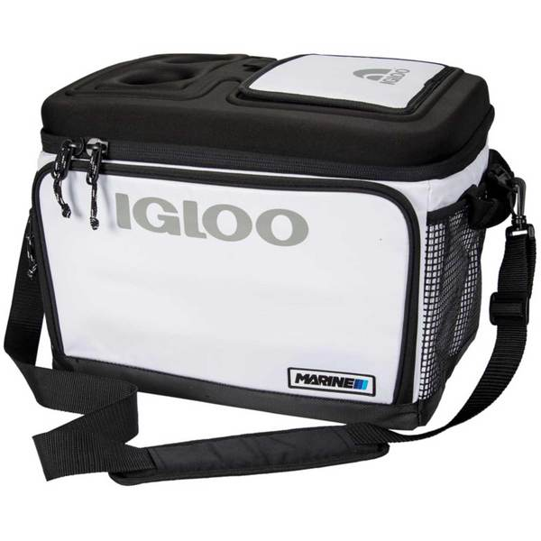 Igloo 50 Can Collapsible Soft Sided Cooler West Marine