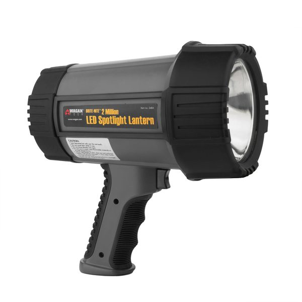 2 Million Brite-Nite Spotlight with 18-LED Lantern