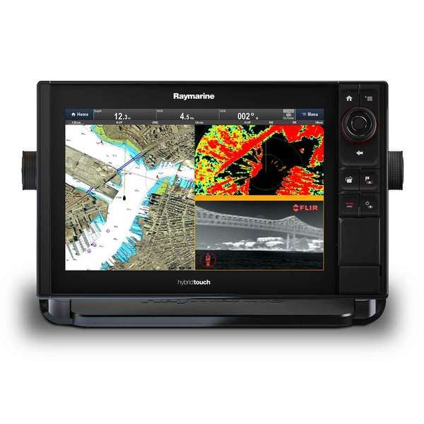 Click here for Raymarine eS128 MFD with 18 High Definition Radar prices