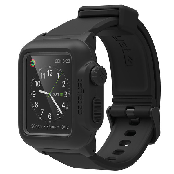 Waterproof Case for Series 1 Apple Watch
